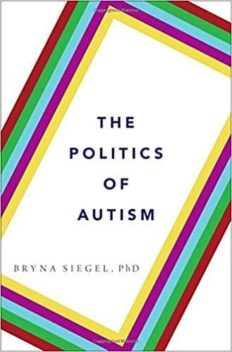 Politics Of Autism Cover